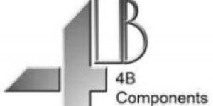 4B Components logo